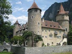 Schloss Marschlins, Igis (Landquart)