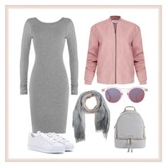 2-1 by anyavalueva on Polyvore featuring polyvore fashion style James Perse Helmut Lang adidas MICHAEL Michael Kors Brunello Cucinelli Topshop clothing