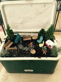 Miniature Container Garden