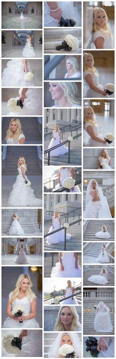 Utah wedding photographers - bridals