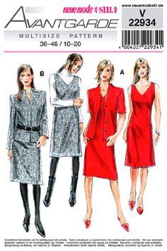 SewingPatterns.com, Neue Mode Download NEU22934