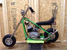 Chopper Minibike