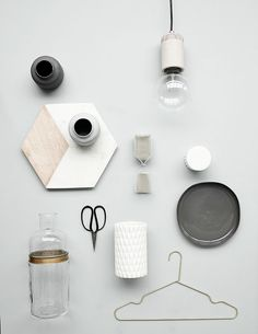 BEELDSTEIL.com | Hübsch Ceramics, interior, styling, home decoration, Danisch design