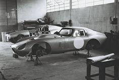 Shelby Daytona Cobra Coupe Body Buck