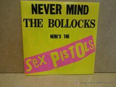 SEX PISTOLS. NEVER MIND THE BOLLOCKS. CD / VIRGIN RECORDS - 12 TEMAS. CALIDAD LUJO.