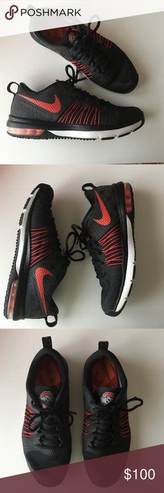 the best attitude 9aa68 7c85f Ohio State limited edition black out Nikes released fall 2015 for OSU vs  Penn State blackout
