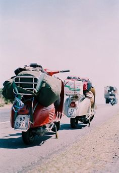 Nothing beats road tripping on a #Vespa. Have fun, laugh, be happy, make…