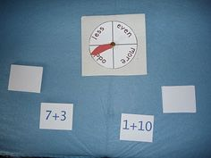 The Homeschool Den: Addition Math Games for Number Families 9-18