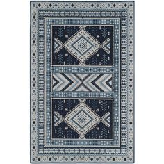 You'll love the Antelope Blue Area Rug at Wayfair - Great Deals on all Rugs products with Free Shipping on most stuff, even the big stuff.