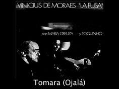 """Tomara (Ojala) - Vinicius de Moraes """"La Fusa"""" con Maria Creuza y Toquinho - """"E a coisa mais divina Que há no mundo É viver cada segundo Como nunca mais"""""""