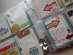 My little Sunshines Project Life album story. Join the fun at www.chicstamping.com