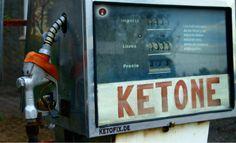Ketone Energie Ketonkörper ketogene Diät