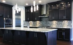Proline Range Hoods customer kitchen.  Save up to 40 - 60% off plus free shipping on select hoods. View our top quality range hood, vent hood, stove cooker hood selection: prolinerangehoods.com