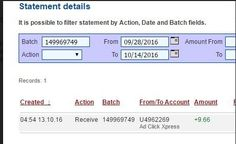 I am getting paid daily at ACX and here is proof of my latest withdrawal. This is not a scam and I love making money online with Ad Click Xpress. Here is my Withdrawal Proof from AdClickXpress. I get paid daily and I can withdraw daily. Online income is possible with ACX, who is definitely paying - no scam here. I WORK FROM HOME less than 10 minutes and I manage to cover my LOW SALARY INCOME. If you are a PASSIVE INCOME SEEKER, then AdClickXpress (Ad Click Xpress) is the best ONLINE…