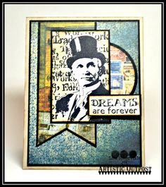 Designs by Lisa Somerville: A Little Bit of This and That - Artistic Outpost April Blog Hop