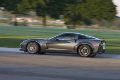 Z06 Corvette I actually drove one of these the other day and it was AMAZING!! Loved it!!