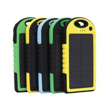 Portable Solar Power Bank For Xiaomi 2 Iphone External Battery Solar Panel Mobile Phone Powerbank Waterproof With Led Solar Charger, Solar Battery, Portable Charger, Solar Lights, Portable Solar Power, Resume Writing Services, Le Moulin, Research Paper, Solar Panels