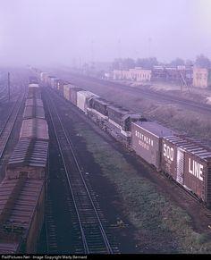 RailPictures.Net Photo: SOU 3167 Southern Railway EMD SD45 at Alexandria, Virginia by Marty Bernard