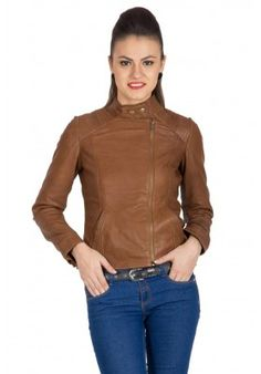 Biker Leather Jackets for Women Online at Justanned  View the best biker leather jackets for women online at Justanned. Shop from a wide variety of women's biker leather jackets. For more details, visit https://www.justanned.com/women/leather-jackets/biker.html