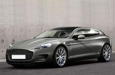 Aston Martin Bertone Rapide 2+2