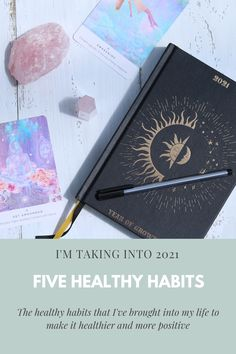 I changed my life through positive thinking and a positive and high vibe mindset. Here's fivehealthy habits that helped me to stay on track Change My Life, Healthy Habits, Mindset, Track, Positivity, Blog, Attitude, Runway, Truck