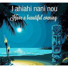 Good day in hawaiian