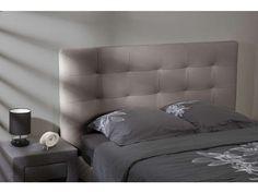 Tête de lit 165 cm Taupe, Furniture, Home Decor, Modern Bedrooms, Headboards, Future Tense, Beige, Homemade Home Decor, Decoration Home