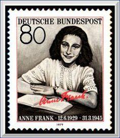 Confeitaria Cristã: 12 de junho é aniversário de Anne Frank