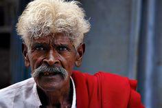 A Tamil Man - Madurai, Tamil Nadu