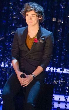 Harry on X Factor UK ... Thx to @WW1DUpdates