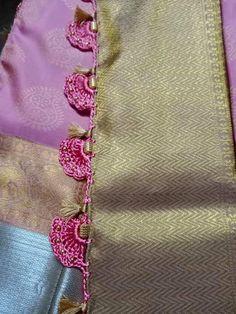 Saree Kuchu Designs, Roman Shades, Tassels, Curtains, House, Home Decor, Ideas, Blinds, Decoration Home