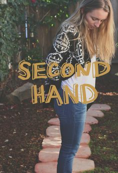 Buying Second Hand // Design Loves Company | A Lifestyle Design Blog
