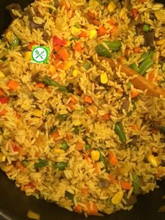 Nigerian fried rice is one of my all-time favorite foods, we all love to eat it in my house. I posted a recipe about fried rice before on the blog Nigerian Fried Rice with Shrimps But this one is a little bit different, I know some of my readers would be surprised upon seeing my …