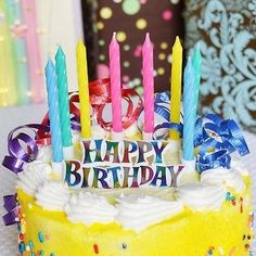 Rainbow Happy Birthday Cake Topper and 12 Candles Groovy Topper Hippie Bohemian Birthday Wishes And Images, Happy Birthday Signs, Happy Birthday Baby, Happy Birthday Cake Topper, Happy Birthday Parties, Birthday Love, Birthday Greetings, Birthday Celebration, Birthday Memes