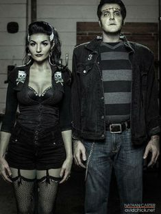 modern frankenstein costume - Google Search