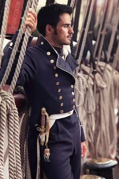 """CS AU Week: Another Time """"Colonial America Inspired by the lovely killians-dimples' colonial spy fic, where Emma Swan is spy for the patriot cause when she happens to run into fellow spy Killian Jones, undercover as a British naval officer. Killian Jones, Killian Hook, Most Beautiful Man, Gorgeous Men, Once Upon A Time, Captain Hook Ouat, Hook And Emma, Colin O'donoghue, Irish Men"""