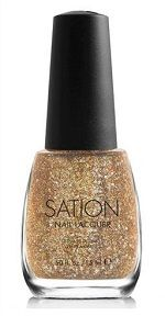Sation Track Starlet Glitter Nail Polish 9040