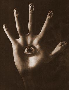 Eye, Hand, Ears. S)