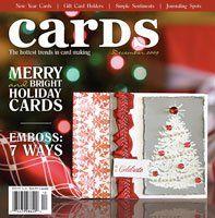 CARDS Magazine Dec 2009 | Northridge Publishing