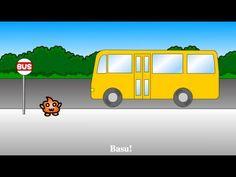 Japanese Vocabulary - Japanese Transportation - Norimono 乗り物 - YouTube