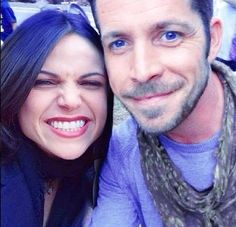 Regina and Robin, OUAT