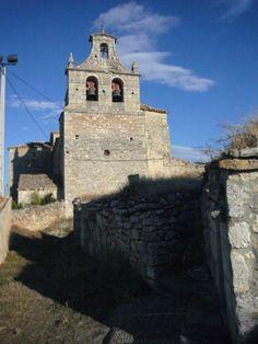 Iglesia desde las bodegas