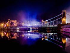 """European Capitol of Culture 2016 @wroclaw_official - Opening Weekend / Awakening (January 15-17). Opening Ceremony: March """"SPIRIT OF FLOOD"""" - """"Fight with the element"""" - Grunwaldzki Bridge  Europejska Stolica Kultury @wroclaw2016 - Weekend Otwarcia / Przebudzenie (15-17 stycznia). Ceremonia Otwarcia: Pochód """"DUCH POWODZI"""" - """"Walka z żywiołem"""" - Most Grunwaldzki  #ESK2016 #WRO2016 #WRO2016start #wroclovers #europa #igersworldwide #european #naturegram #traveldiaries #nightsky #shotoftheday…"""