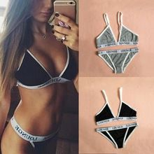 1e3cd079af Women s Sexy Lingerie Corset Fitness Underwear Briefs G-string Bra Sets Bra  Tops
