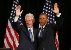 President Barack Obama enlisted Bill Clinton to campaign alongside him in New York on Monday, tapping the popular ex-president's star power to rake in cash for his re-election bid from Wall Street investors and show-business elite. Meaning Of Be, Sean Smith, Pre Election, Latest International News, Clinton Campaign, Christian Post, Latest World News, Michelle Obama, Icons
