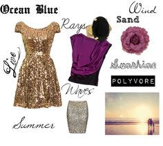 """""""glitz and glam"""" by iluvfashion-c ❤ liked on Polyvore"""
