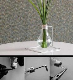 creative ideas for best out of waste - Google Search