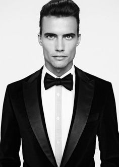 Navy suit, black tie. | Wedding | Pinterest | Navy blue suit, Blue