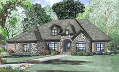 Plan 17-2497 - Houseplans.com