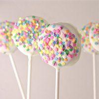Confetti orea pops! <3